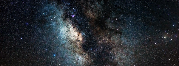 Across the Milky Way Galaxy