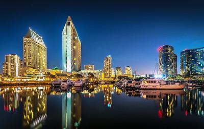 San Diego - Embarcadero Marina Park