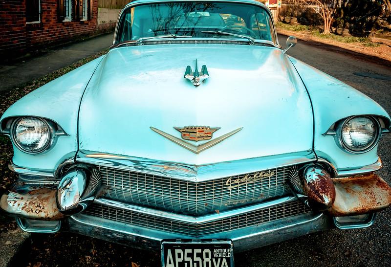 Cadillac Sedan De Ville 1956