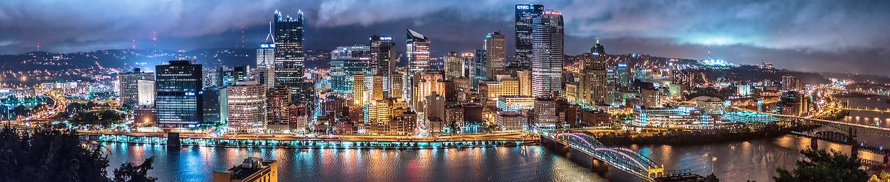 Pittsburgh Super Panorama