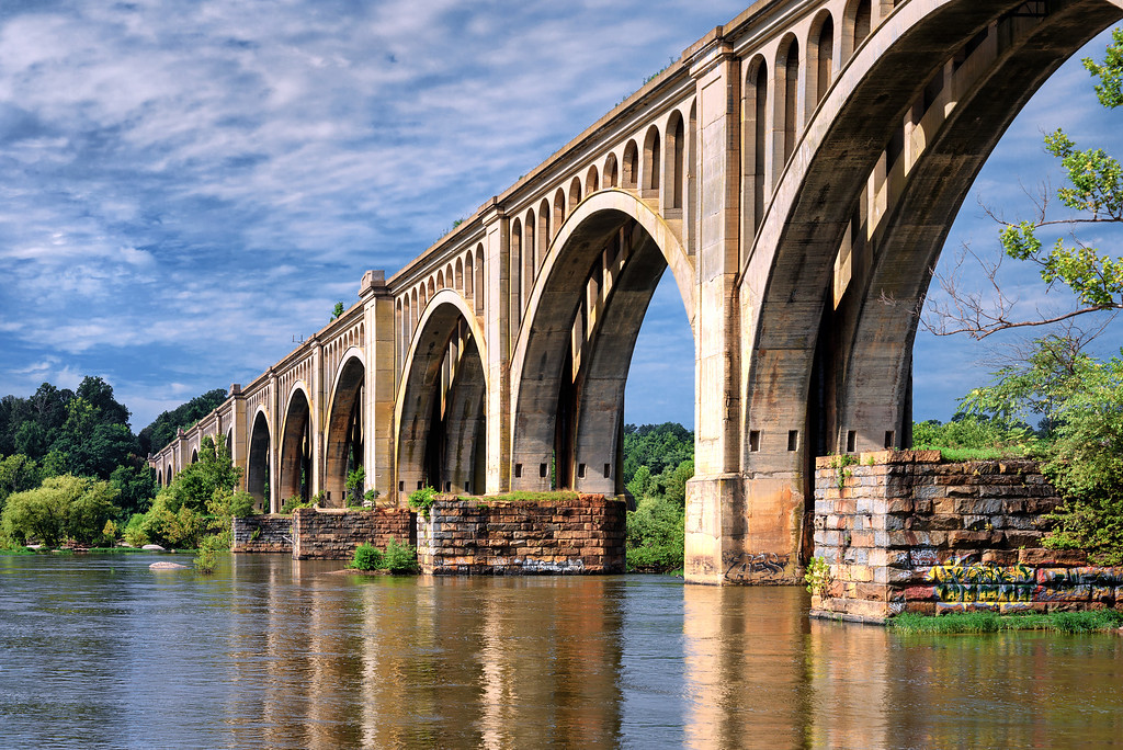 James River Railway Bridge