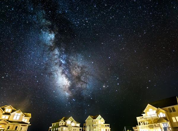 Stars Over Hatteras