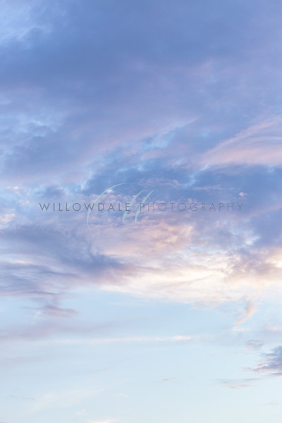 Pastel Sky I