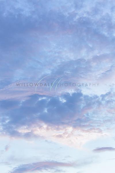 Pastel Sky II