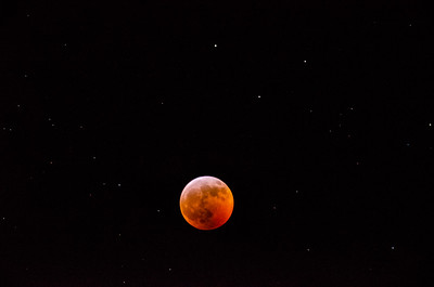 January 2019 - Lunar Eclipse
