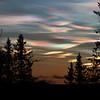 Polar stratospheric cloud / Pärlemonmoln