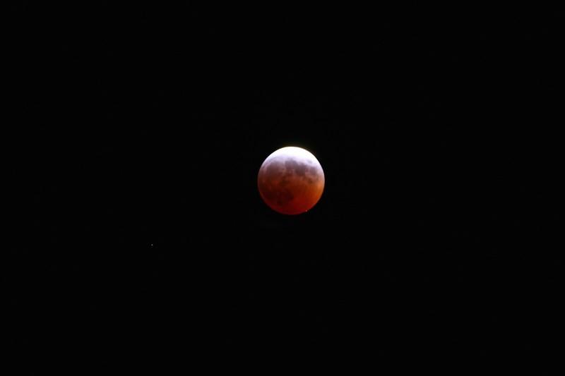 Total månförmörkelse 3 Mrs 2007