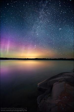 Georgian Bay, Lake Huron. Ontario