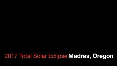 2017 Total Solar Eclipse Time-Lapse