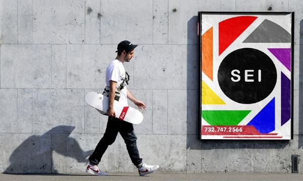 SEI Skateboarder