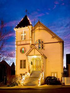Methodist Church, Nevada City