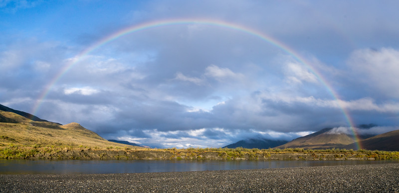 Rainbows no unicorns Gates Of The Arctic National Park