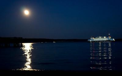 Super Moon 12 July 2014