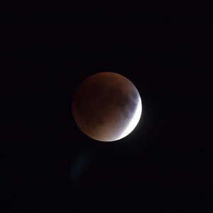 Super Moon Eclipse, Charlottestown, PEI
