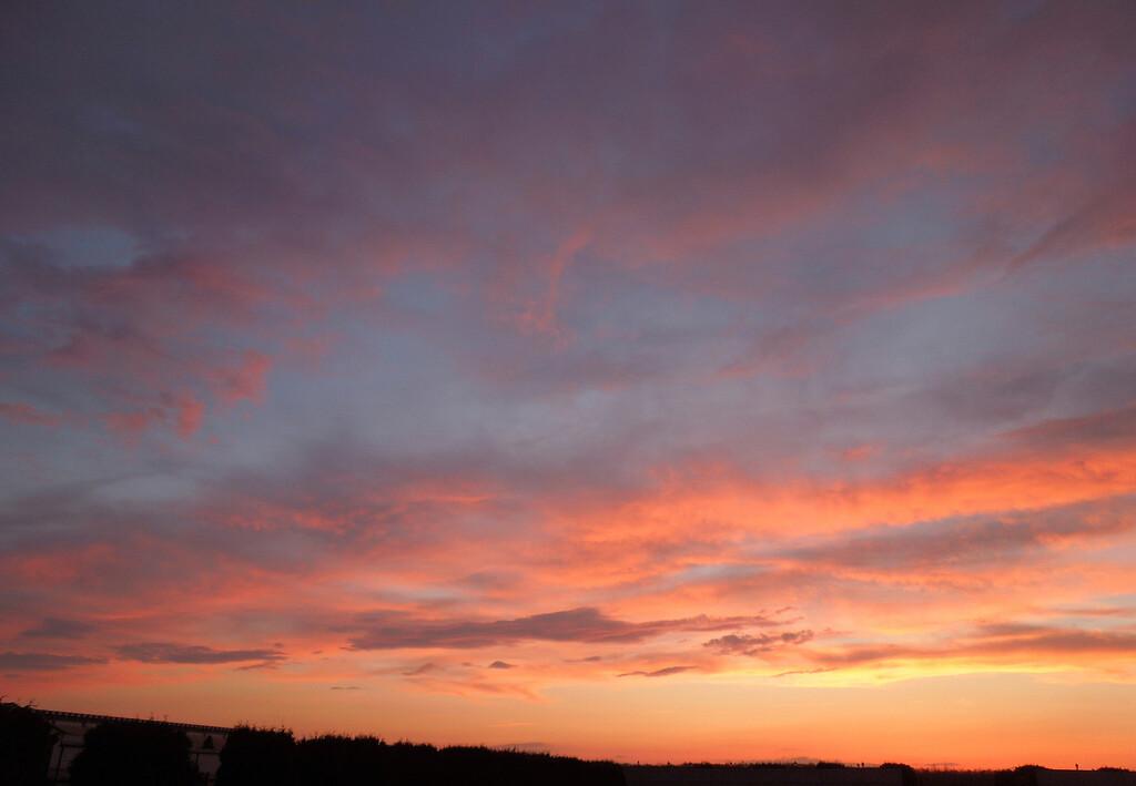 Pocono Sunset