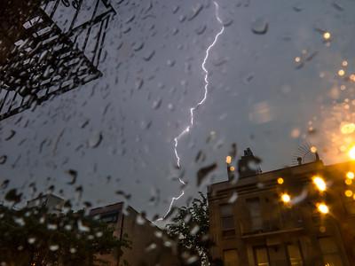 Lightning Drops