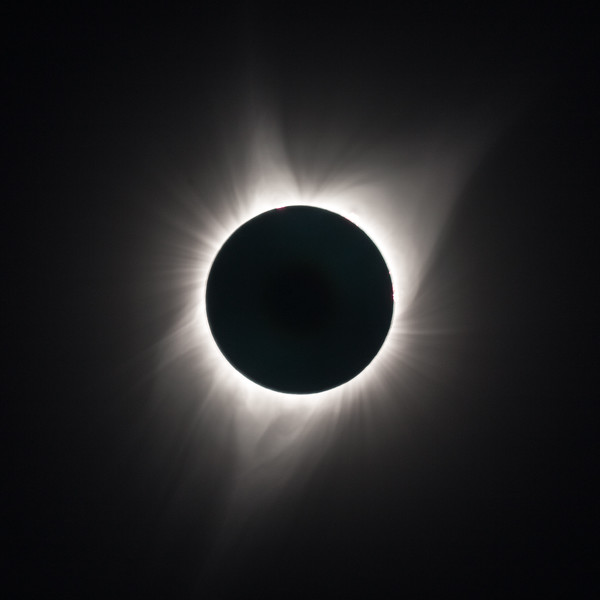 Totality, Great American Eclipse, August 21, 2017