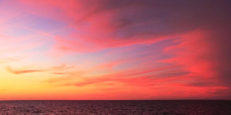 Bahamas Evening Twilight Sk