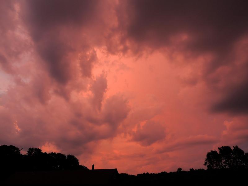Cranberry Sunset