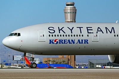 Korean Air Boeing 777-3B5ER HL7783 2-26-17 2