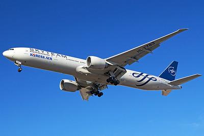 Korean Air Boeing 777-3B5ER HL7783 3-3-17