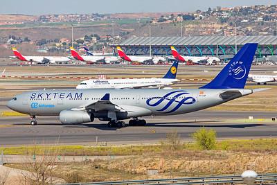 Air Europa Airbus A330-243 EC-LQP 3-9-19