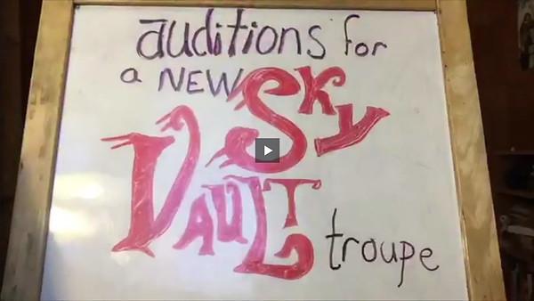 New SkyVault Troupe