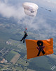 Mike Roman Jumping VT flag