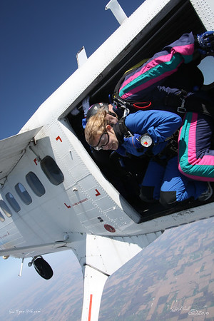 Skydiving 2010