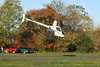 First helicopter student of the day departs at 8:40am. 10/14/06