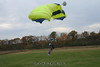 Melanie demonstrates a proper Caravan crosswind landing.  But that's no Caravan! 10/22/06
