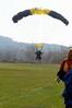 Bob and Paula landing.