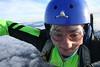 Martin NEEDS a full face helmet. 11/18/06