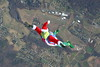 Skydiving Grinch: The Grinch over CPI.  12/31/06