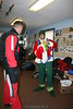 Rob the Grinch suits up.  12/31/06