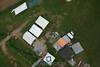 View of the dropzone and George's family from above. 6/1/07