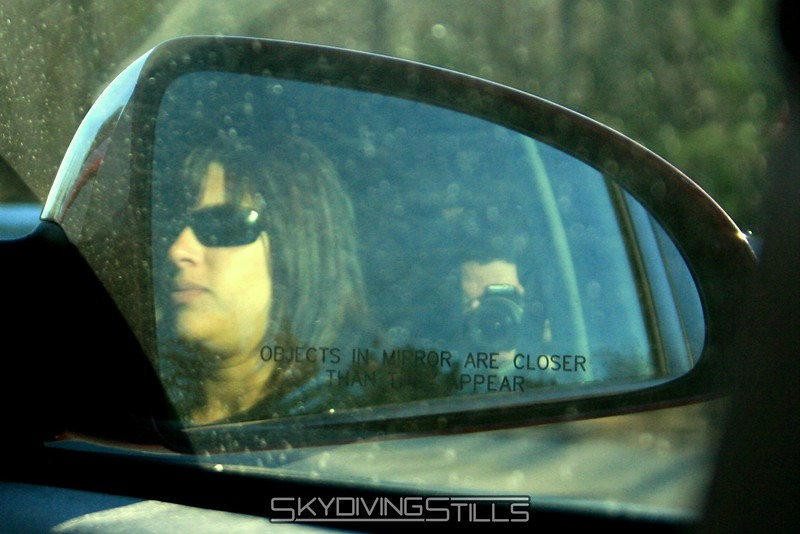 Objects in mirror are closer than they appear. 11/17/07
