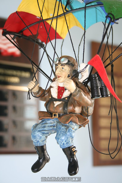 Parachute guy. 1/6/07