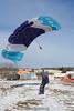 Tom flying a kite. 2/11/07