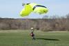 One of Jenna's perfect tiptoe soft landings. 4/21/07