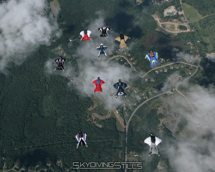 Wingsuits. 8/24/08