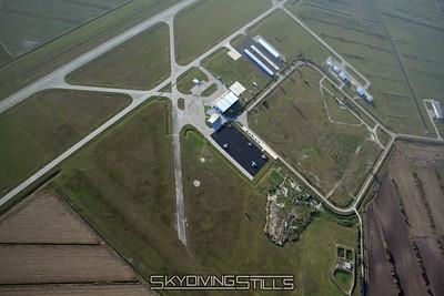 Aerial Photos - Skydive Spaceland - Clewiston