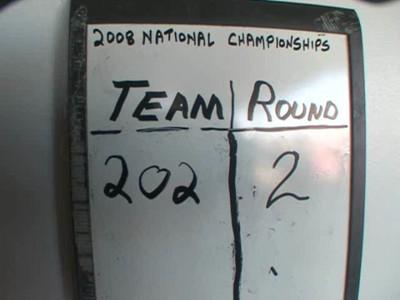 Nationals Round 2.