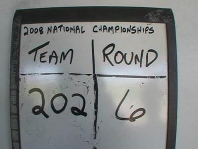 Nationals Round 6.