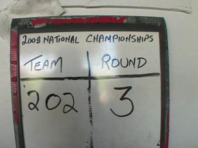 Nationals Round 3.