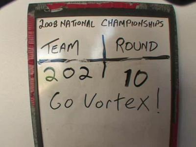 Nationals Round 10.