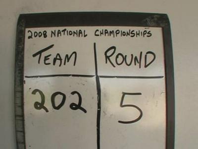 Nationals Round 5.