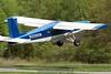 Pilatus Porter leaps into the air. 5/11/08
