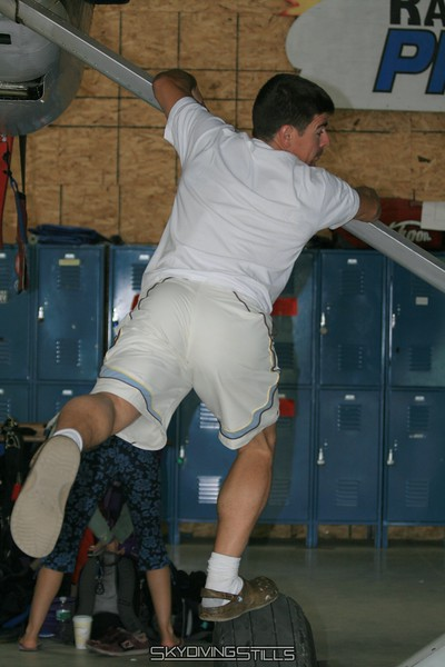 """""""Up, down, Arch!"""" 6/22/08"""