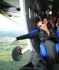 Janel likes sky jumpin. 8/9/08